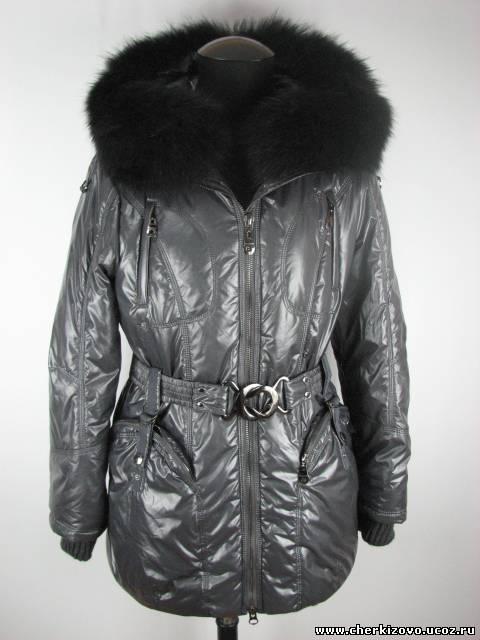 Зимние куртки пуховики женские 2012.